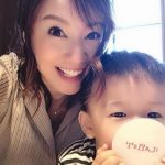 鈴木亜美が斬新な方法で第2子の妊娠を報告!出産予定日はいつ?